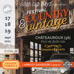 GOOD OLD DAYS Festival Country/ Vintage & Rock'n Roll